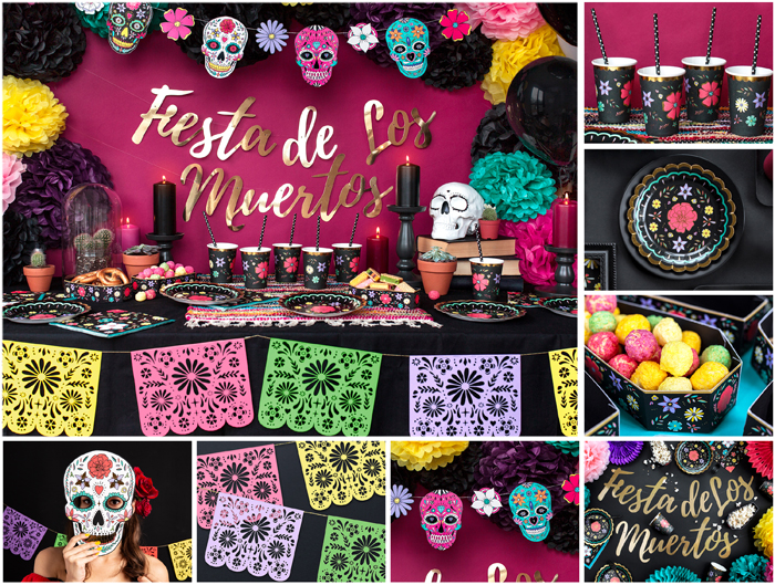 Kolekcja Dia de los Muertos