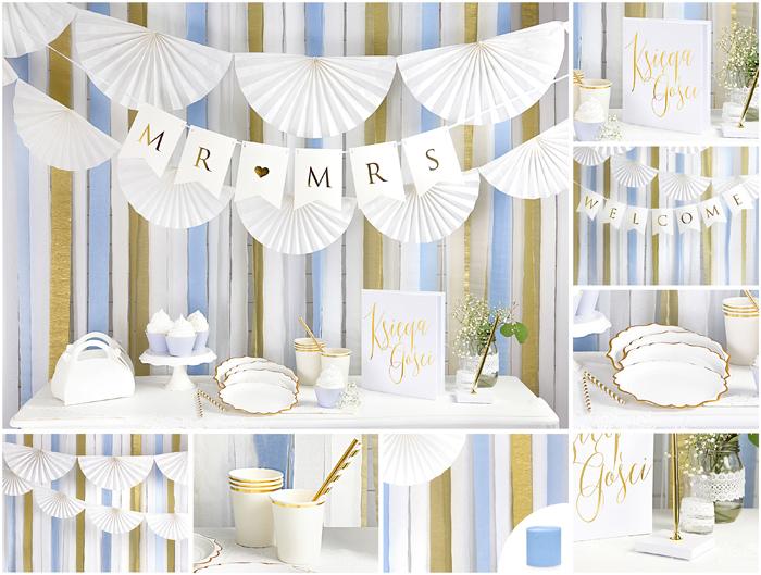 Kolekcja Little Blue Wedding