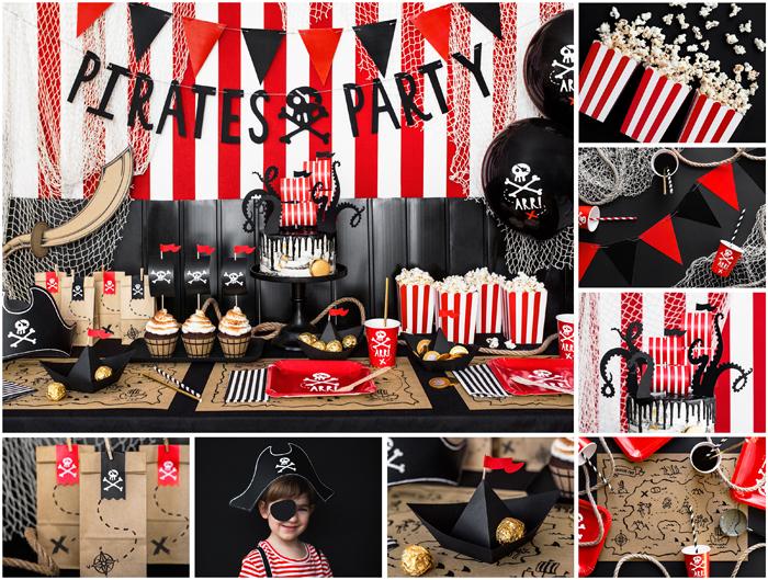 Kolekcja Pirates Party