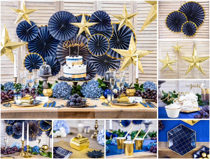 Kolekcja Royal Wedding Candybar