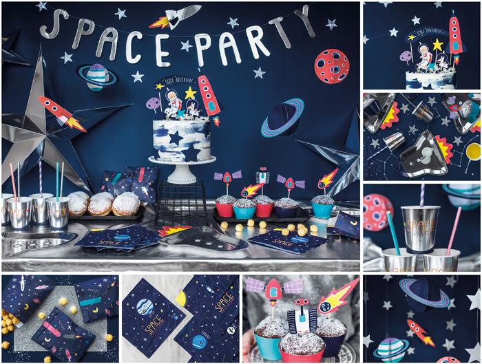Kolekcja Space Party