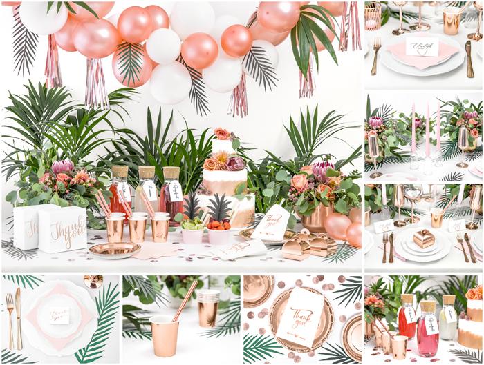 Tropical Bride Collection