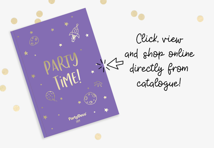 PartyDeco Catalogue 2019